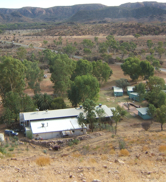 """""""Gidgee and Grit – a handbook of everything about Central Australia"""" – The Senior"""