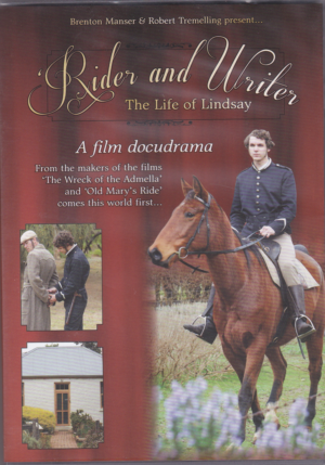 Rider and Writer: The life of Lindsay (DVD)